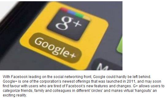 13 REASONS WE LOVE GOOGLE!- Google+
