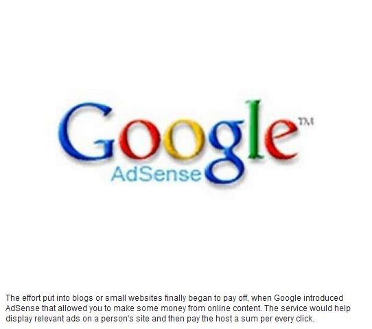 13 REASONS WE LOVE GOOGLE! - Google AdSense