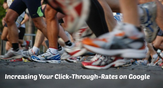 click-through-rate from google